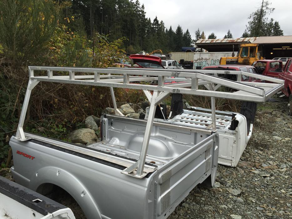 2001 2013 Ford Ranger Ladder Rack Aluminum Malahat