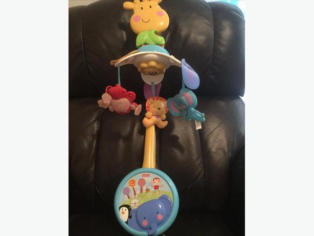 Fisher Price Discover n' Grow 2 in 1 Musical Mobile