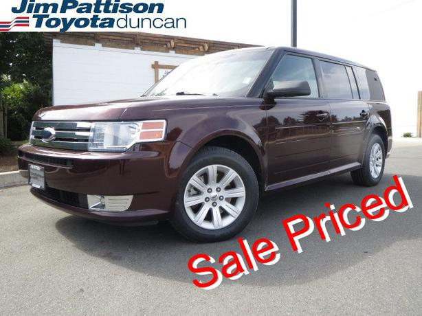 2011 ford flex se 7 pass sale ends nov 30 dh0855a outside victoria victoria. Black Bedroom Furniture Sets. Home Design Ideas