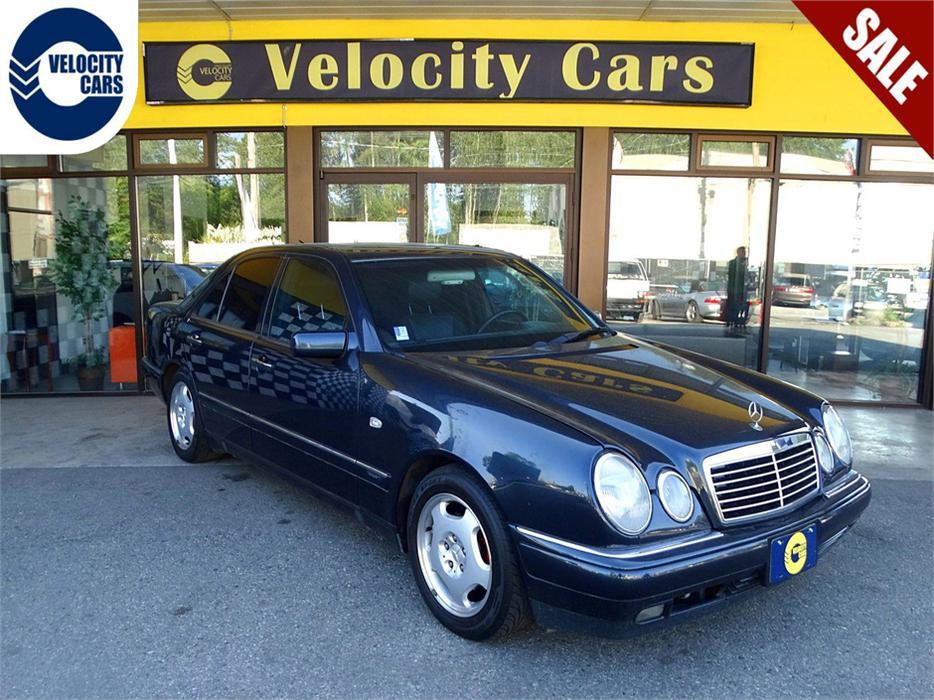 1996 mercedes benz e320 1 yr wrnty 111kms outside victoria for 1996 mercedes benz e320