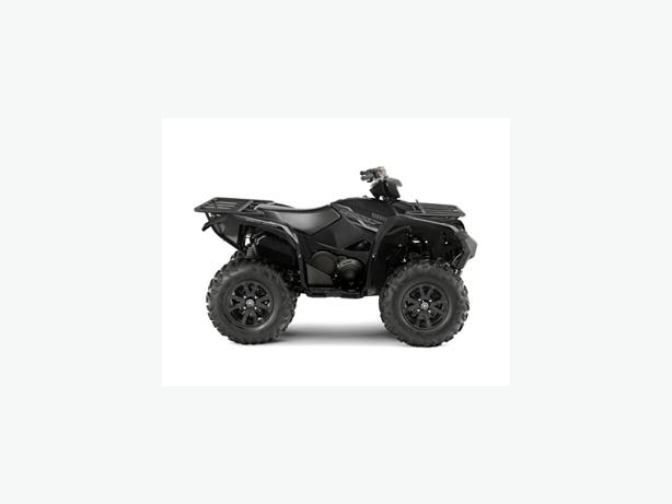 2016 Yamaha Grizzly 700 *EPS SE Limited Edition*  Low Gloss Black