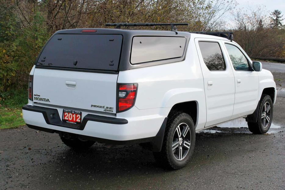 2012 honda ridgeline sport campbell river campbell river. Black Bedroom Furniture Sets. Home Design Ideas