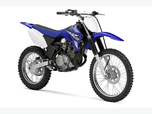 2016 Yamaha TTR 125LE