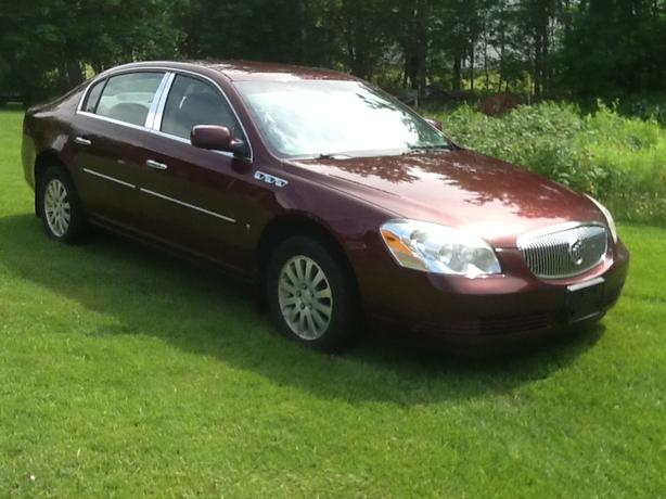 for sale or trade 2007 buick lucerne montague pei. Black Bedroom Furniture Sets. Home Design Ideas