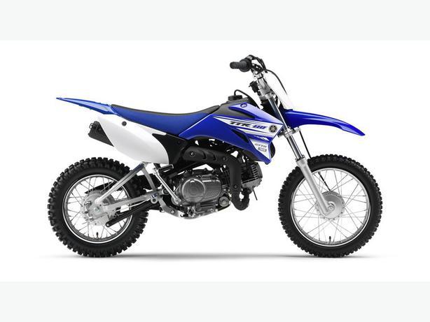 2016 Yamaha TTR 110E