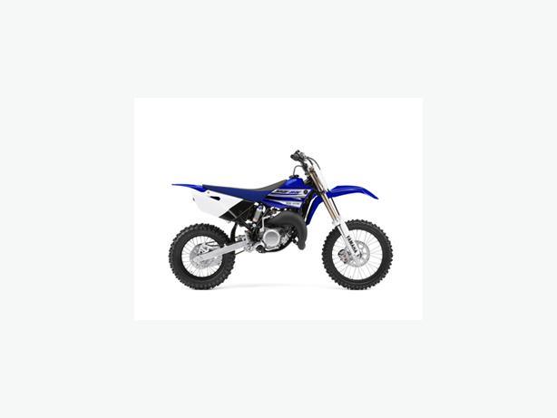 2016 Yamaha YZ 85