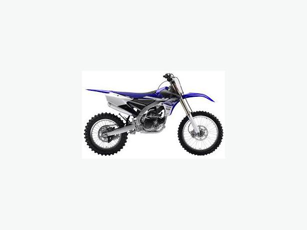 2016 Yamaha YZ 250 FX
