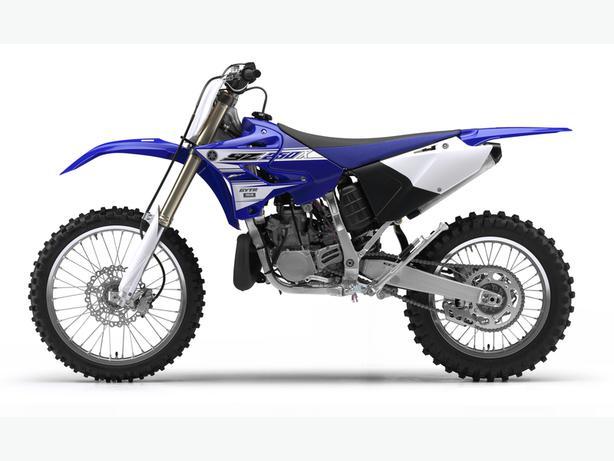 2016 Yamaha YZ 250 X