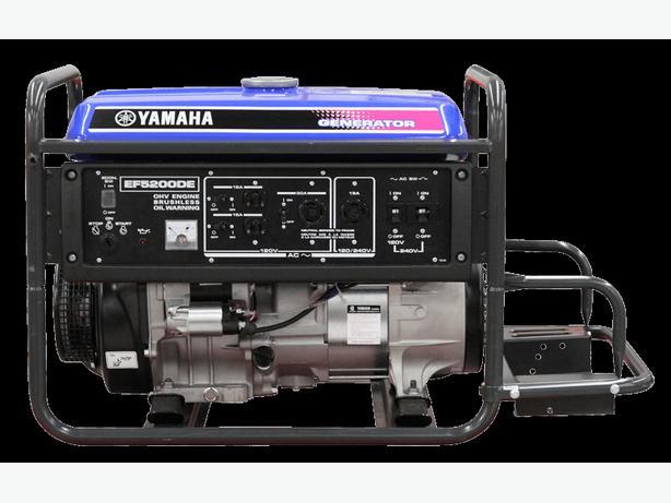 Premium Generator EF5500DE