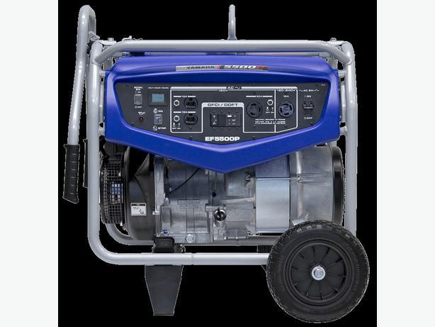 Yamaha Premium Generator EF5500P