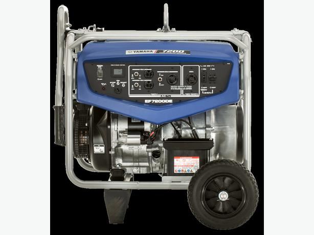 2016 Yamaha Premium Generator EF7200DE