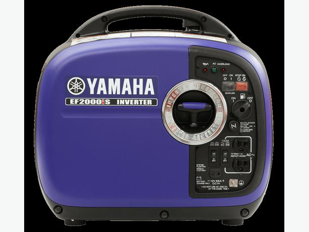 Yamaha Inverter EF2000is Ideal for Iron/Electric Grill/Kettle