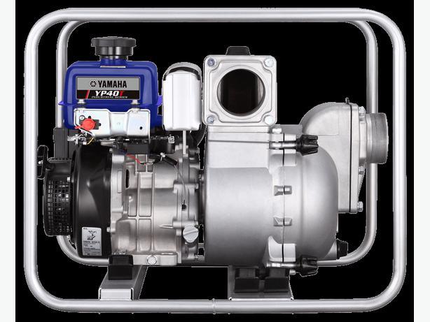 2016 Yamaha Pump YP40T