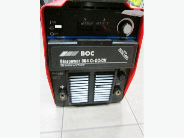 MILLER STARPOWER 304 DC INVERTER ARC WELDER