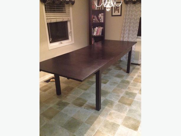 Ikea dining table Rockland Ottawa : 49891360614 from www.usedottawa.com size 614 x 461 jpeg 25kB