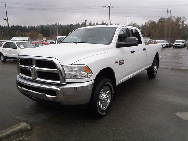 2014 dodge ram 2500 hemi slt crew cab long box 4wd outside comox valley courtenay comox. Black Bedroom Furniture Sets. Home Design Ideas
