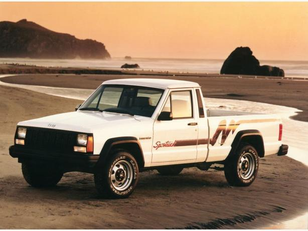 WANTED: ISO Jeep Comanche Truck
