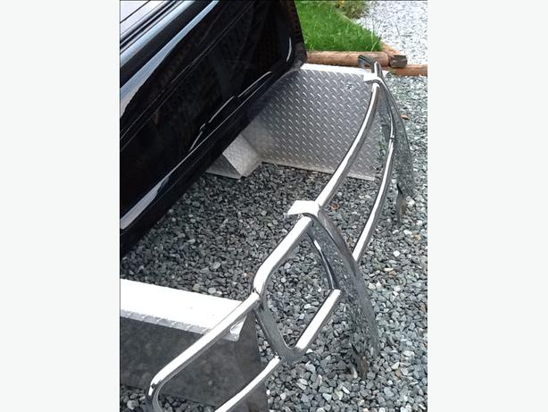 HUMMER H3 push bar etc