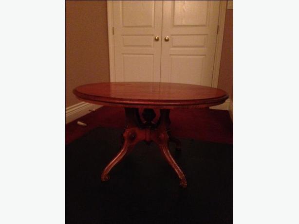 Regency Parlour Table