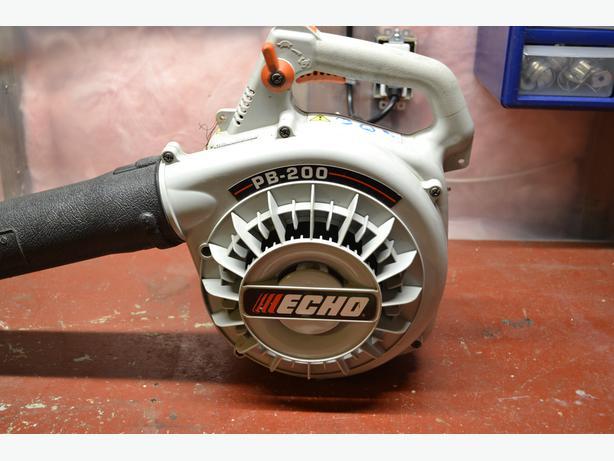 Echo Power Blower Pb 200 : Echo leaf blower victoria city mobile