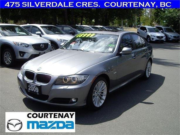 2009 bmw 328i xdrive sedan outside comox valley courtenay. Black Bedroom Furniture Sets. Home Design Ideas