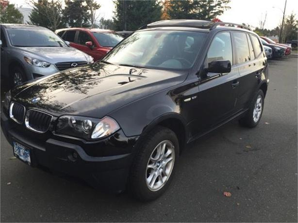 2004 bmw x3 a outside comox valley comox valley. Black Bedroom Furniture Sets. Home Design Ideas