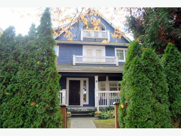 Elegant Furnished Front Duplex Home in Vancouver's Mt Pleasant Area #688