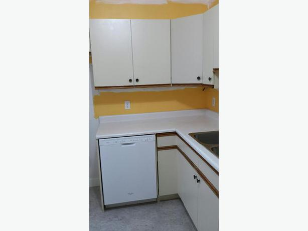Kitchen cabinets complete set parksville nanaimo mobile for Kitchen cabinets nanaimo
