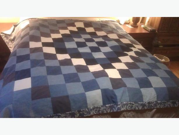 NF handmade quilt