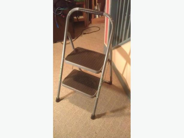 Indoor step stool