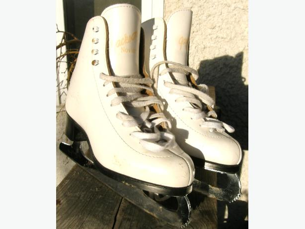 Ladies JACKSON NOVICE Ice Figure Skates Size 5 1/2 VGC