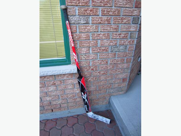 Goalie Stick for Street Hockey