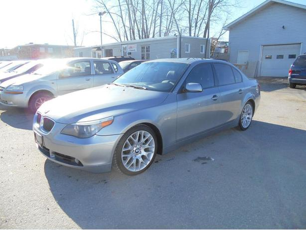 2005 BMW 530 i , Safety and E-test Included