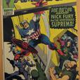 Captain America 119 & 123 - Marvel Comics ($30 each)