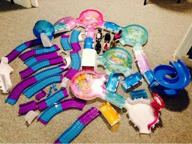 Zhu Zhu Pet and accessories