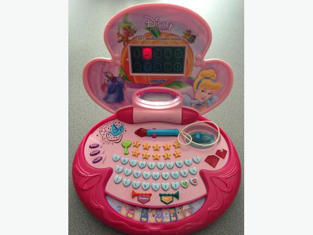 Vtech - Ordinateur pour enfant- Disney Princess
