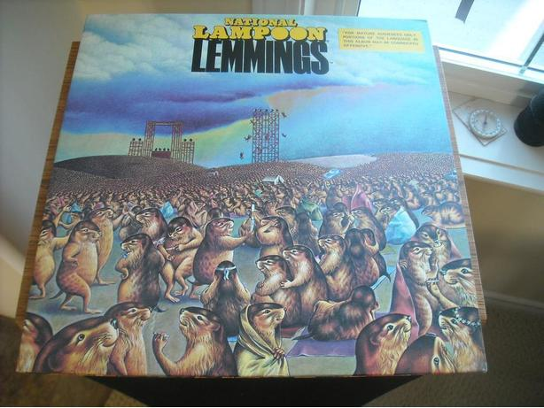 NATIONAL LAMPOON---LEMMINGS---
