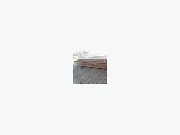 5 inch wide fir tongue and groove flooring distressed or w nail holes