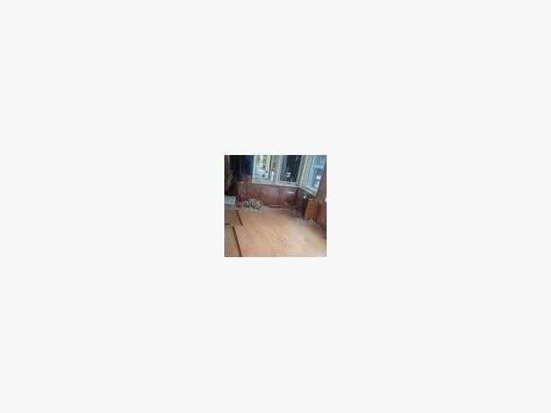 5 inch wide x 3/4 Select Oak flooring