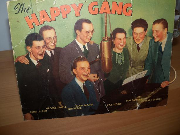 Happy Gang Photo - Collectible