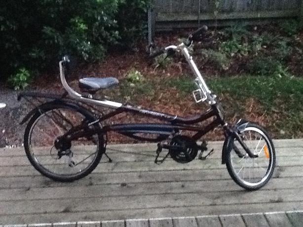 Miele evox le recliner bike & Miele evox le recliner bike Parksville Nanaimo islam-shia.org