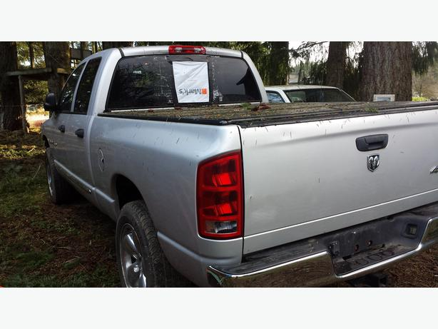 2005 DODGE LARAMIE AUTO TRANSMISSION AND PARTS