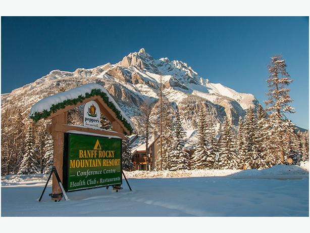 Banff Rocky Mountain Resort Timeshare: 2 Bedroom Condo + Bonus! $3900 r