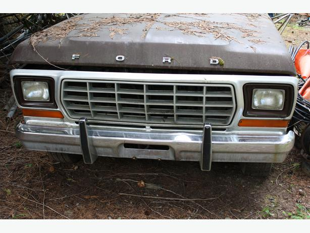 1973-79 FORD TRUCK PARTS (mechanical - interior- body