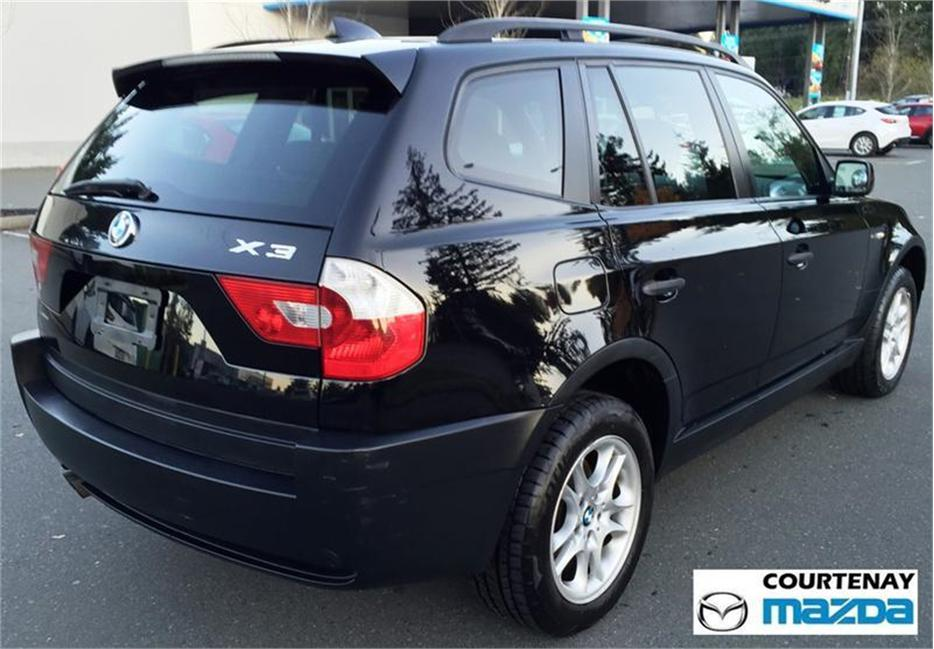2004 bmw x3 a outside comox valley courtenay comox. Black Bedroom Furniture Sets. Home Design Ideas