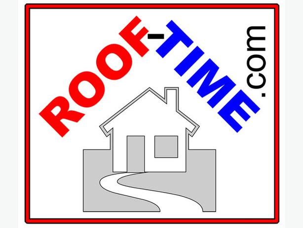 Roof-Time.com --> Domain For $ALE