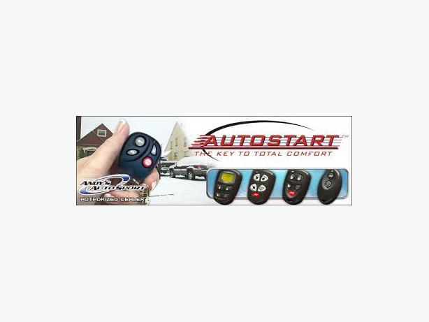 Derand motorsports Car Starter Remote Starter special
