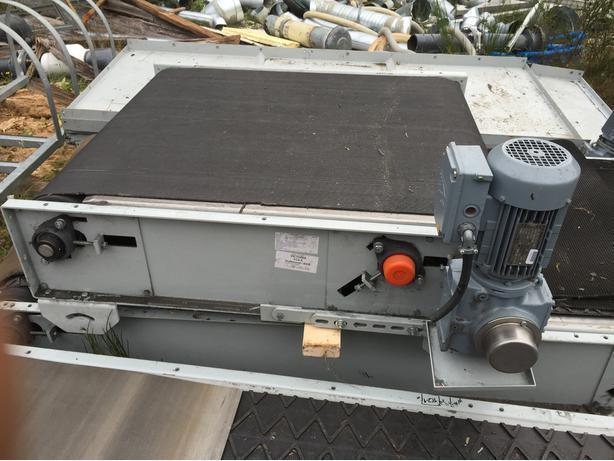 36 wide x 48 power conveyer 3 phase