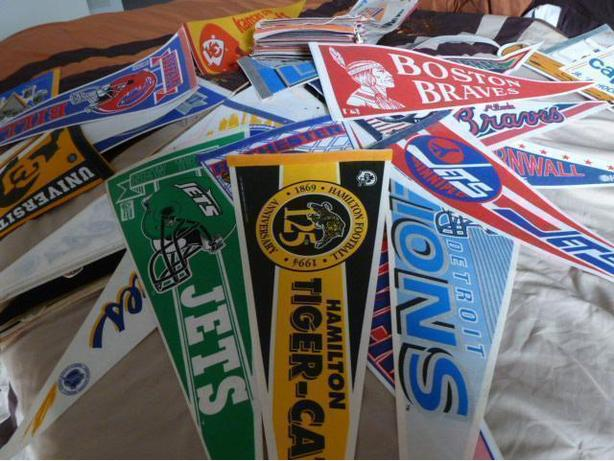 Sports Pennants for Sale