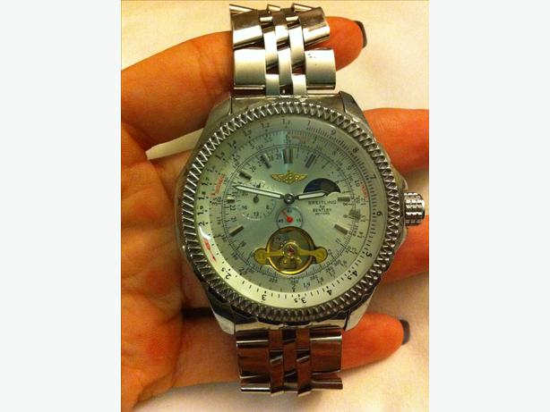 breitling watch male victoria city victoria